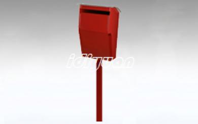 DNB150-Decorative standing letterboxes