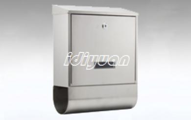 DNB203-modern stainless steel mailbox