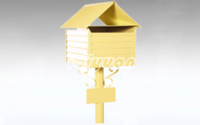 DNB211-Aluminum free standing letterboxes